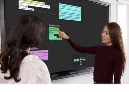 Pourquoi choisir un écran interactif pour sa salle de conférence ?